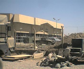 Իրաքի զինուժը գրավել է Մոսուլի օդանավակայանը