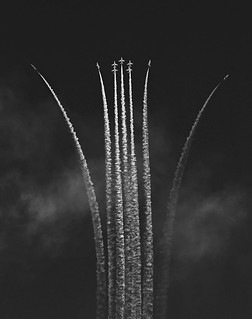 Not so Red Arrows | by David James Williams Photography
