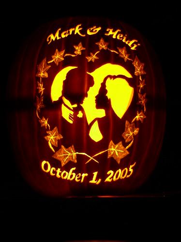 Wedding pumpkin mark ratliff flickr