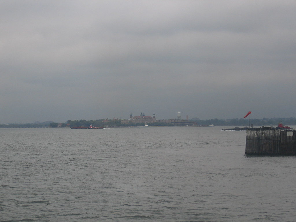 Ferry Ellis Island New York