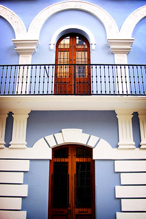 architecture in Old San Juan | by mihay