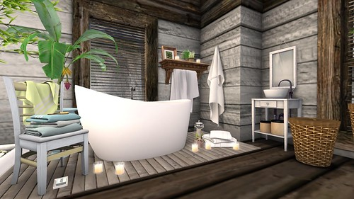 Bali Ha'i Bathroom | by Hidden Gems in Second Life (Interior Designer)
