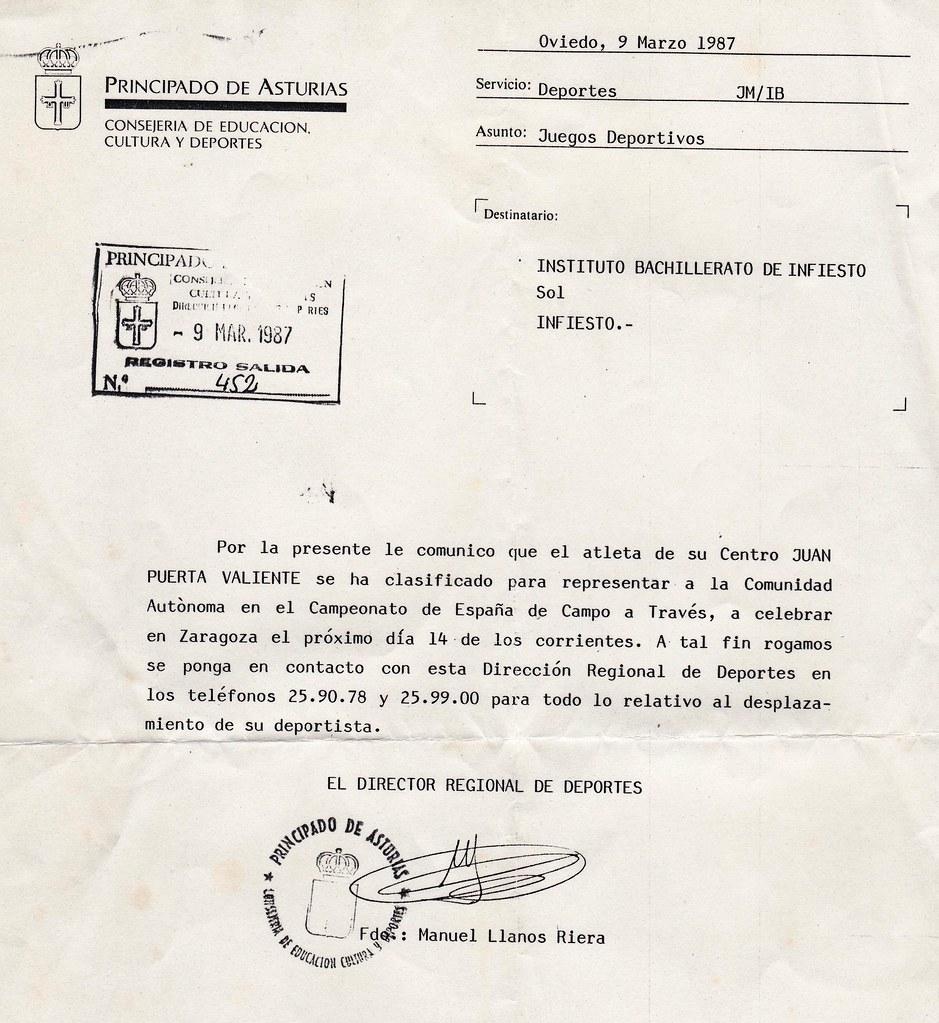 Carta Juan Puerta Valiente. Foto 017.