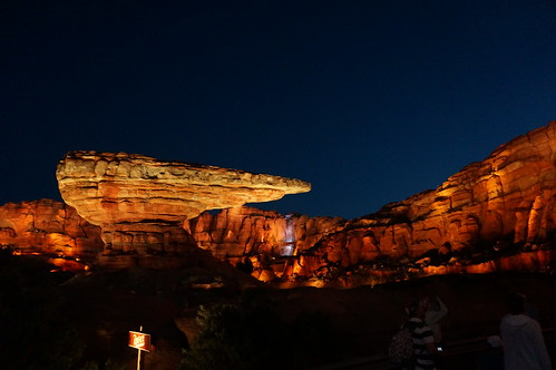 Radiator Springs Racers | by Disney, Indiana