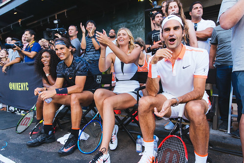 NikeCourt steal the show | by tennis buzz