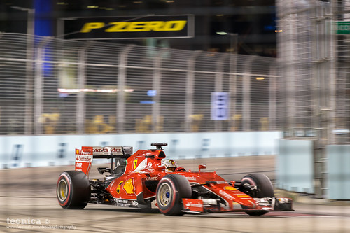 2015 F1 Singapore Airlines Singapore Grand Prix | by t3cnica