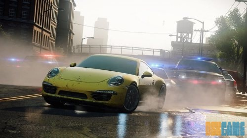 Need for Speed: Most Wanted porshe