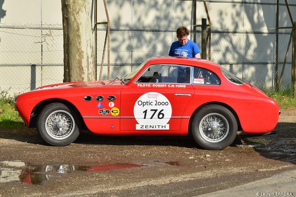 176 Ferrari 225 S 1952 Diego Meier Giacomo Amoroso Flickr