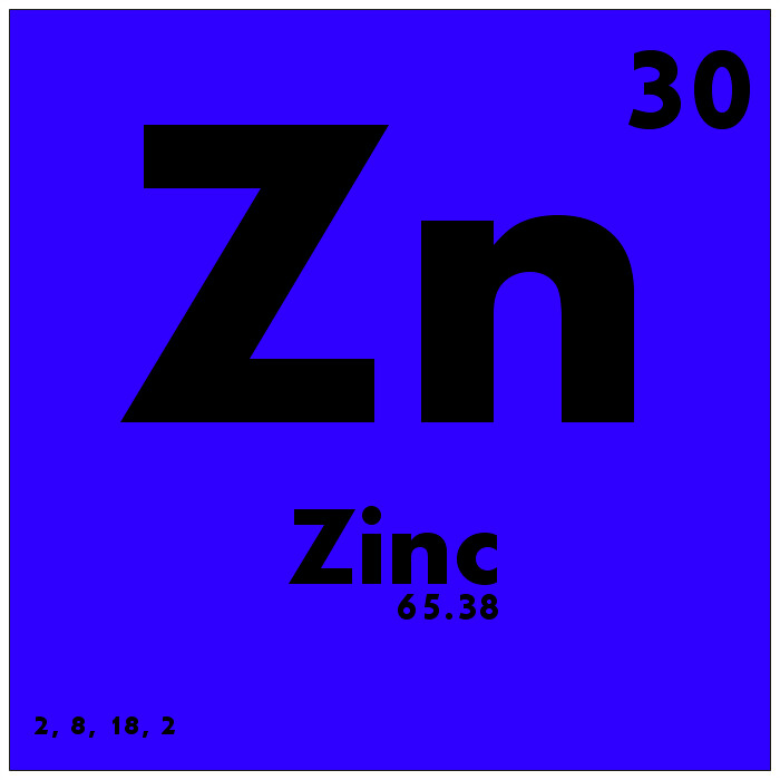 030 zinc periodic table of elements watch study guide w flickr 030 zinc periodic table of elements by science activism urtaz Choice Image