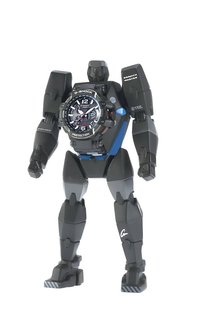Casio Teams Up with adFunture Workshop and VEIL for Exclusive Made for Singapore G-SHOCK 'Master of G' Designer Collectible Figures - Alvinology
