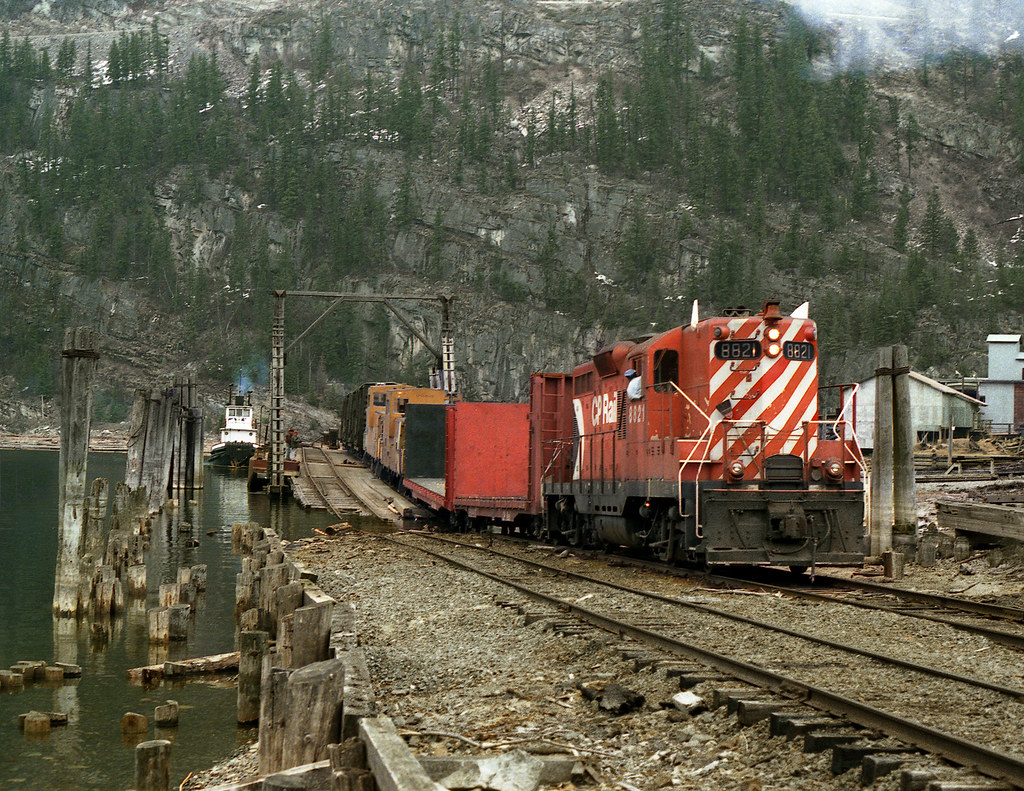 Free Car History Report >> Slocan City BC Wednesday March 27th 1985 1145PST | GP9 ...
