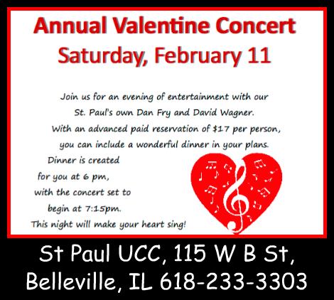 Valentine Concert 2-11-17