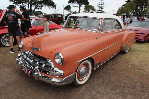 1952 Chevrolet Styleline Deluxe Belair Hardtop General