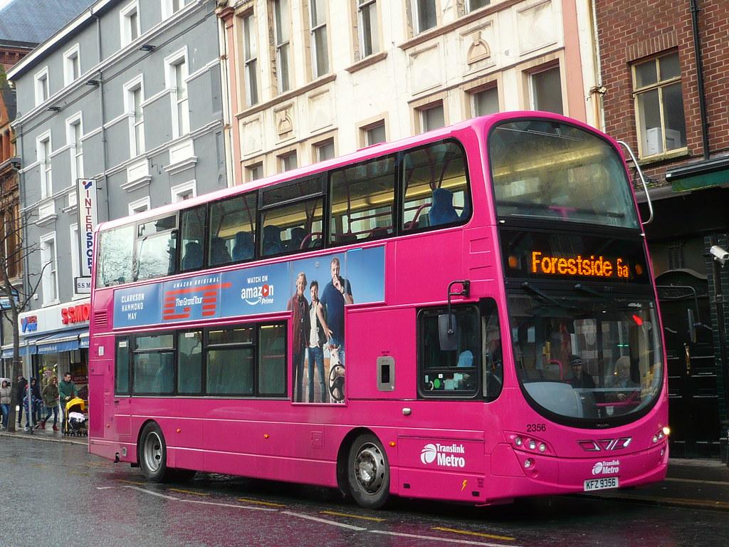 Citybus (Metro) Belfast | Citybus (Metro) Volvo Wrights Gemi… | Flickr