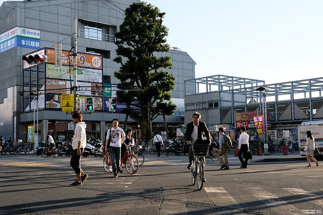 西武鐵道 本川越站