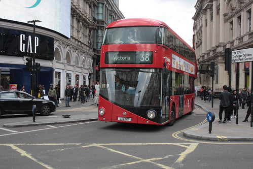 Arriva London North LT219 LTZ1219