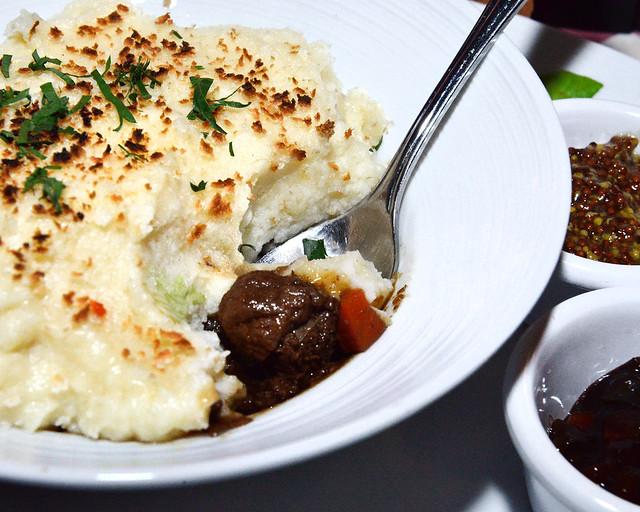 Shepherd's Pie, uno de los platos más deliciosos de PJ Clarke en Nueva York