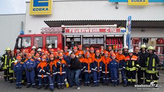 Übung der Jugendfeuerwehren Stadt Bad Schwalbach - 04.03.17
