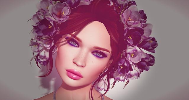 Violet Heatwave
