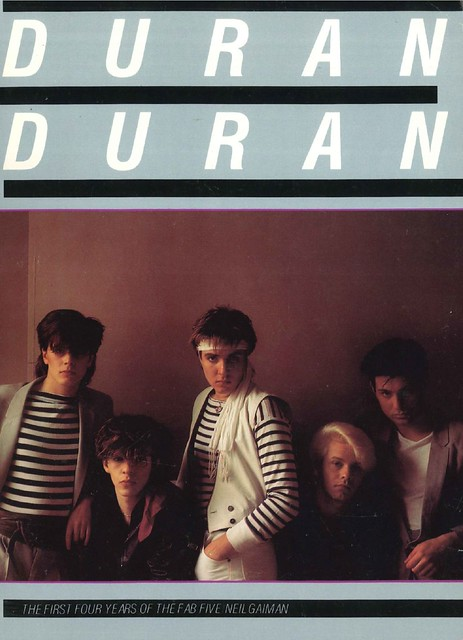 Duran Duran, Neil Gaiman, and Beginnings – Whatever