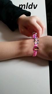 bracelets violetta