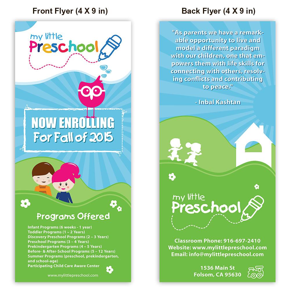 preschool flyer info preschool flyer template for purchase only essentialstoc flickr