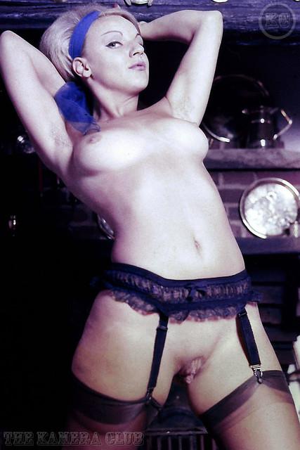 Mature granny big tits nude