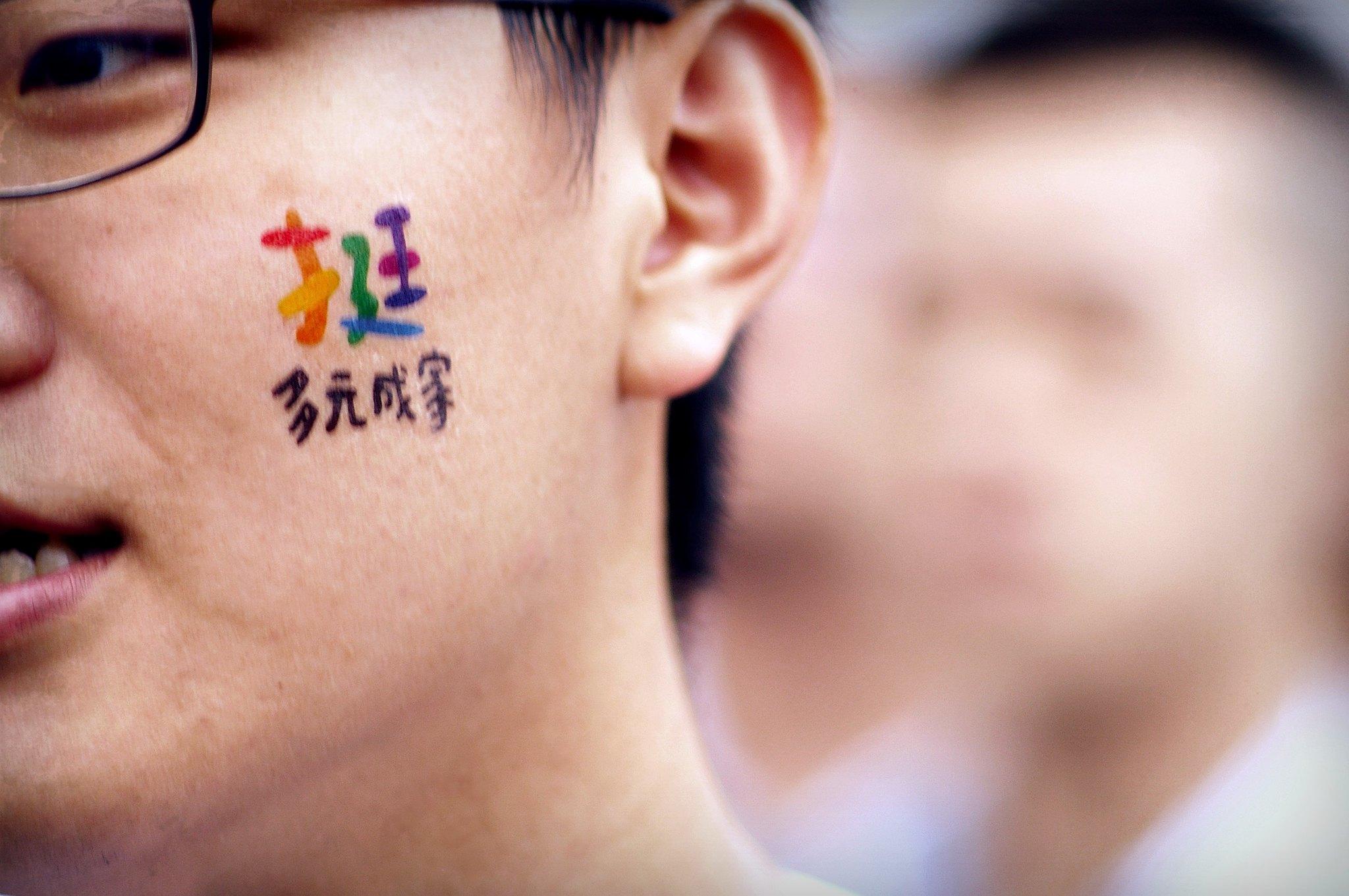 手動鏡頭爽拍 〔2015同志遊行〕