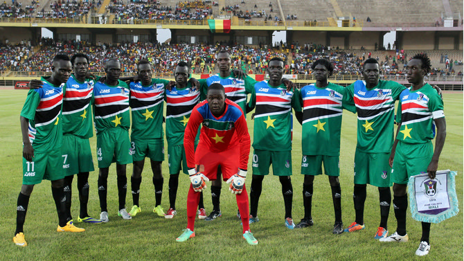 прогноз матча по футболу Южный Судан - Джибути