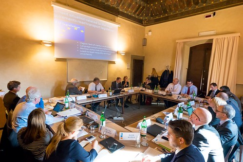 170123 Florence Road Forum: A European single market for road transport?