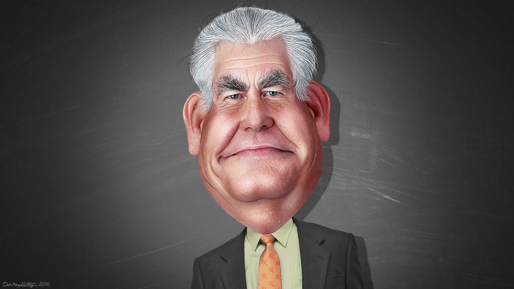 Image Result For Rex Tillerson