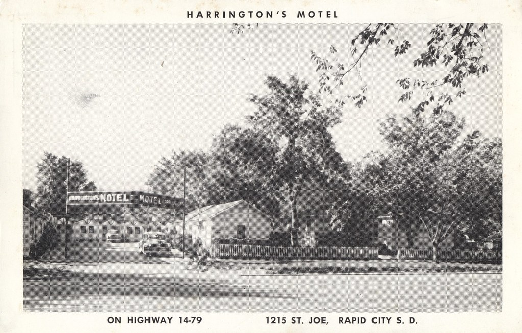 Harrington's Motel - Rapid City, South Dakota