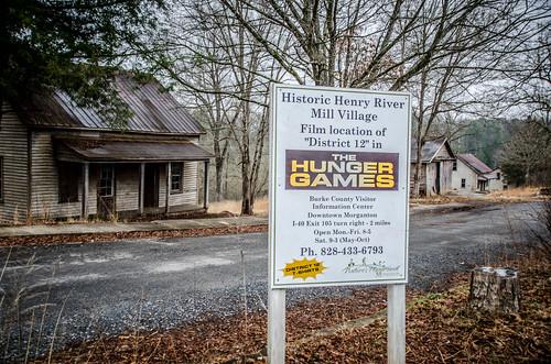 Henry River Mill Village-1