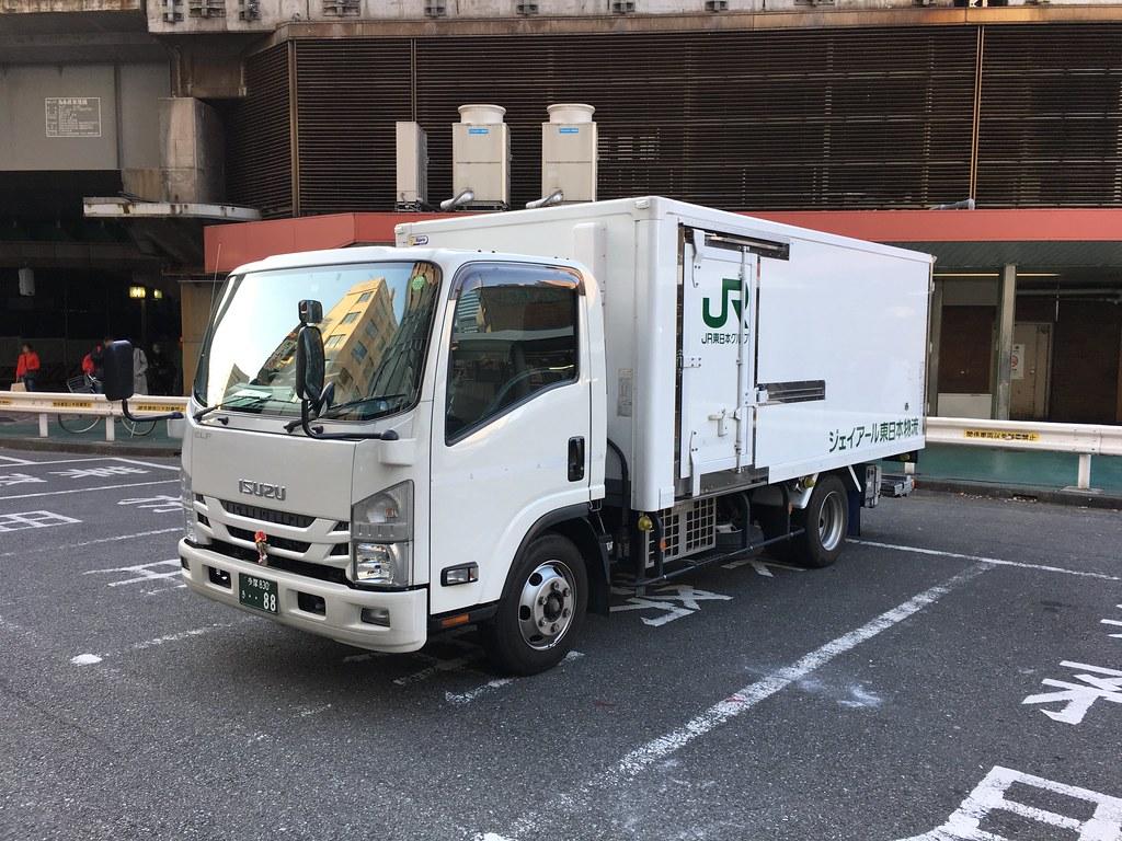 ジェイアール東日本物流 | 新橋...
