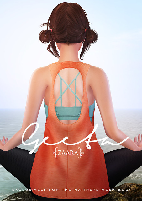 {Zaara} Yoga wear