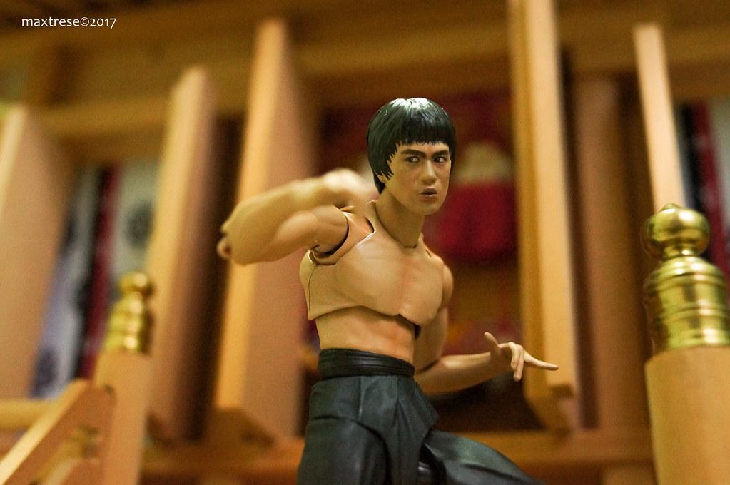 SHF Bruce Lee