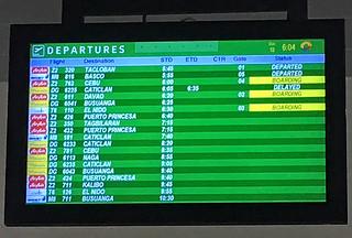 Coron - Manila terminal 4