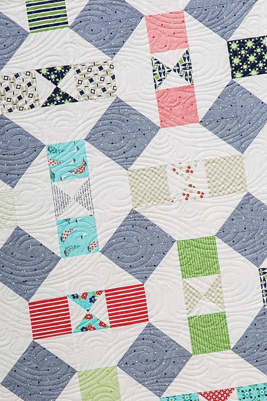 Somersault quilt