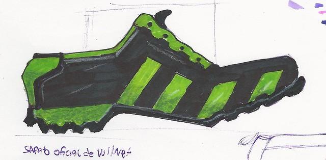 calzado sketch0005