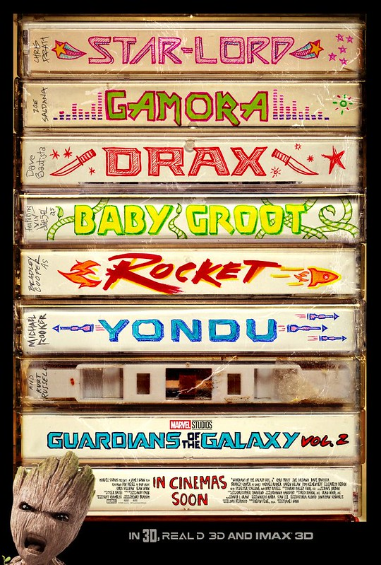 GOTG2 Poster