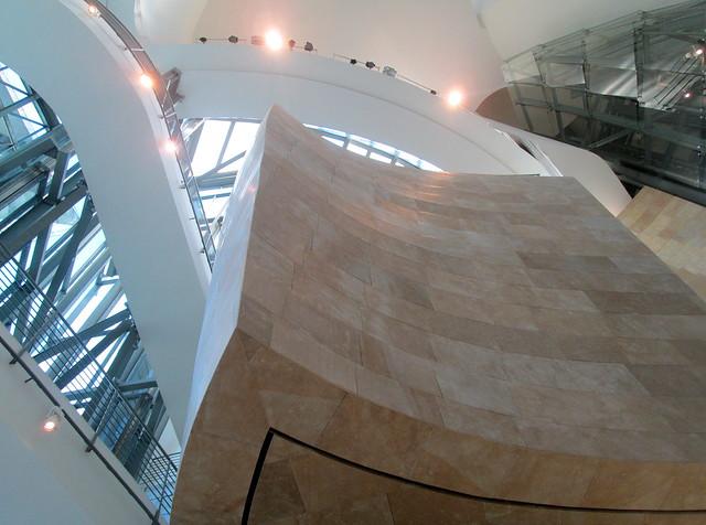 More Interior, Guggenheim Museum, Bilbao