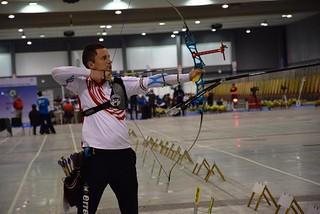 Bari. Campionato Italiano Indoor di Tiro con l'Arco front