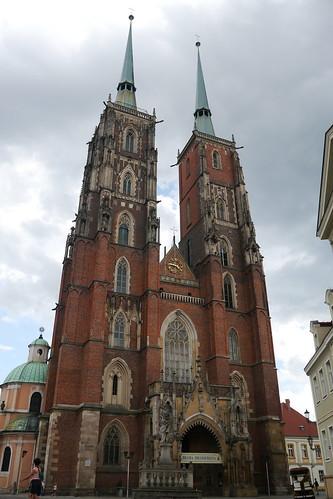 Iglesia en el barrio Eclesiástico