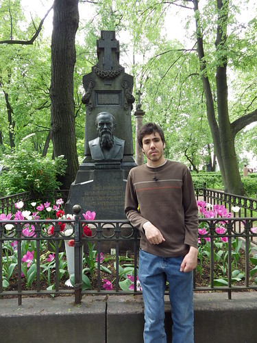 Russian Literature Study in St. Petersburg, Russia
