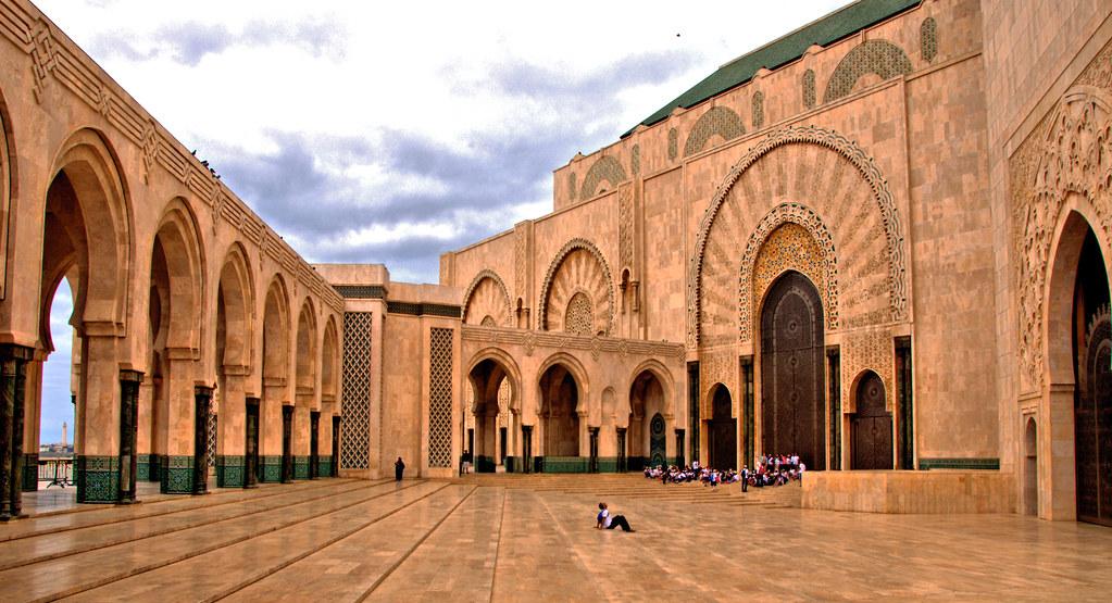 Mezquita de hasan ii casablanca marruecos 4781 18 8 2015 - Fotos marrakech marruecos ...