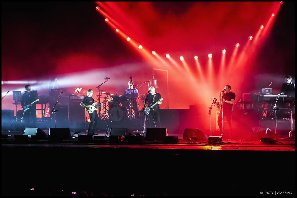 David gilmour tour dates in Brisbane