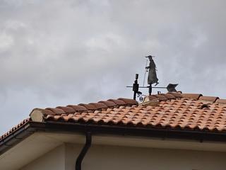 Pilgrim Weathervane