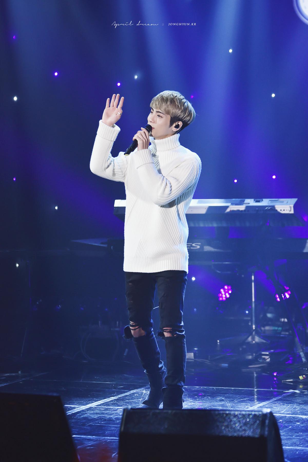 151208 Jonghyun @ MBC Harmony Live Concert 23315119970_dd8813ac0a_o