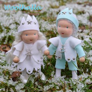 Winter Prince & Princess