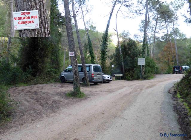 Gelida - Nuevos Parkings 03 (26-12-2016)